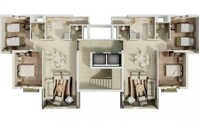 SECTIONAL 3D PLAN_CAMERA02_REV00
